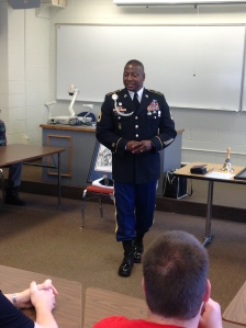 Mark Diggs, Retired Special Forces, US Army